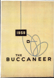 Page 1, 1958 Edition, East Tennessee State University - Buccaneer Yearbook (Johnson City, TN) online yearbook collection