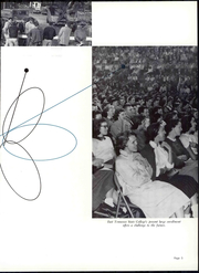 Page 11, 1958 Edition, East Tennessee State University - Buccaneer Yearbook (Johnson City, TN) online yearbook collection