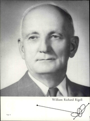 Page 14, 1958 Edition, East Tennessee State University - Buccaneer Yearbook (Johnson City, TN) online yearbook collection
