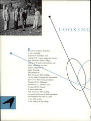 Page 8, 1958 Edition, East Tennessee State University - Buccaneer Yearbook (Johnson City, TN) online yearbook collection