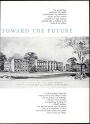 Page 9, 1958 Edition, East Tennessee State University - Buccaneer Yearbook (Johnson City, TN) online yearbook collection
