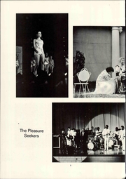 Page 8, 1970 Edition, East Tennessee State University - Buccaneer Yearbook (Johnson City, TN) online yearbook collection