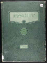 Page 1, 1931 Edition, Central Methodist University - Ragout Yearbook (Fayette, MO) online yearbook collection