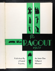 Page 7, 1931 Edition, Central Methodist University - Ragout Yearbook (Fayette, MO) online yearbook collection