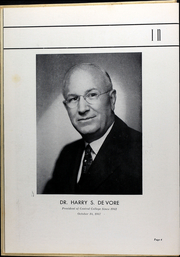 Page 8, 1948 Edition, Central Methodist University - Ragout Yearbook (Fayette, MO) online yearbook collection