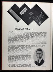 Page 10, 1949 Edition, Central Methodist University - Ragout Yearbook (Fayette, MO) online yearbook collection