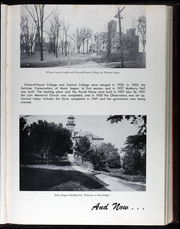 Page 11, 1949 Edition, Central Methodist University - Ragout Yearbook (Fayette, MO) online yearbook collection