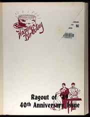Page 5, 1949 Edition, Central Methodist University - Ragout Yearbook (Fayette, MO) online yearbook collection