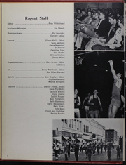 Page 10, 1957 Edition, Central Methodist University - Ragout Yearbook (Fayette, MO) online yearbook collection
