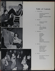Page 11, 1957 Edition, Central Methodist University - Ragout Yearbook (Fayette, MO) online yearbook collection