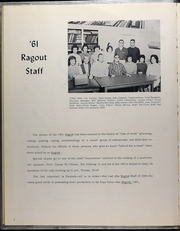 Page 6, 1961 Edition, Central Methodist University - Ragout Yearbook (Fayette, MO) online yearbook collection