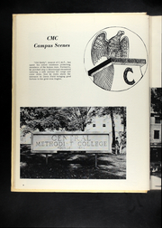 Page 10, 1963 Edition, Central Methodist University - Ragout Yearbook (Fayette, MO) online yearbook collection