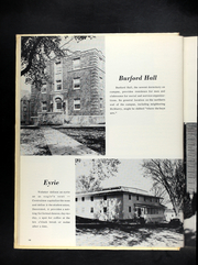 Page 14, 1963 Edition, Central Methodist University - Ragout Yearbook (Fayette, MO) online yearbook collection
