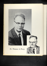Page 8, 1963 Edition, Central Methodist University - Ragout Yearbook (Fayette, MO) online yearbook collection
