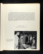 Page 9, 1963 Edition, Central Methodist University - Ragout Yearbook (Fayette, MO) online yearbook collection