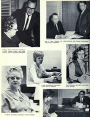 Page 16, 1967 Edition, Central Methodist University - Ragout Yearbook (Fayette, MO) online yearbook collection
