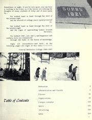 Page 7, 1967 Edition, Central Methodist University - Ragout Yearbook (Fayette, MO) online yearbook collection