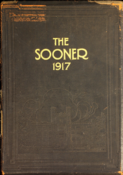 1917 Edition, University of Oklahoma - Sooner Yearbook (Norman, OK)