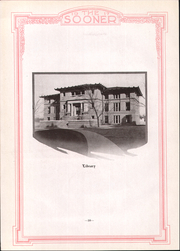 Page 14, 1917 Edition, University of Oklahoma - Sooner Yearbook (Norman, OK) online yearbook collection