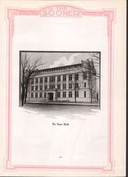 Page 17, 1917 Edition, University of Oklahoma - Sooner Yearbook (Norman, OK) online yearbook collection