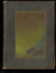 1921 Edition, University of Oklahoma - Sooner Yearbook (Norman, OK)