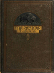 1924 Edition, University of Oklahoma - Sooner Yearbook (Norman, OK)
