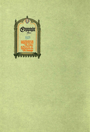 Page 3, 1925 Edition, University of Oklahoma - Sooner Yearbook (Norman, OK) online yearbook collection