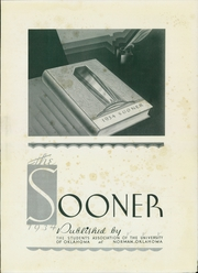 Page 5, 1934 Edition, University of Oklahoma - Sooner Yearbook (Norman, OK) online yearbook collection
