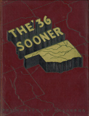 1936 Edition, University of Oklahoma - Sooner Yearbook (Norman, OK)