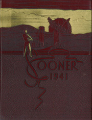 1941 Edition, University of Oklahoma - Sooner Yearbook (Norman, OK)