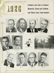 Page 10, 1954 Edition, University of Oklahoma - Sooner Yearbook (Norman, OK) online yearbook collection