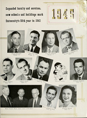 Page 11, 1954 Edition, University of Oklahoma - Sooner Yearbook (Norman, OK) online yearbook collection