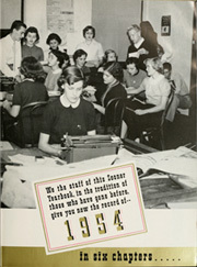 Page 13, 1954 Edition, University of Oklahoma - Sooner Yearbook (Norman, OK) online yearbook collection