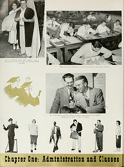 Page 14, 1954 Edition, University of Oklahoma - Sooner Yearbook (Norman, OK) online yearbook collection