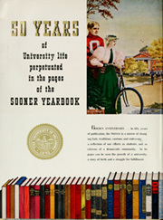 Page 6, 1954 Edition, University of Oklahoma - Sooner Yearbook (Norman, OK) online yearbook collection