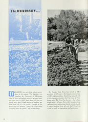 Page 16, 1964 Edition, University of Oklahoma - Sooner Yearbook (Norman, OK) online yearbook collection