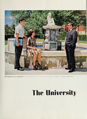 Page 21, 1964 Edition, University of Oklahoma - Sooner Yearbook (Norman, OK) online yearbook collection