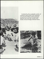 Page 11, 1979 Edition, University of Oklahoma - Sooner Yearbook (Norman, OK) online yearbook collection