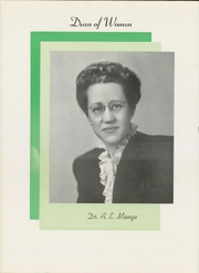 Page 8, 1946 Edition, Southeast Missouri State University - Sagamore Yearbook (Cape Girardeau, MO) online yearbook collection