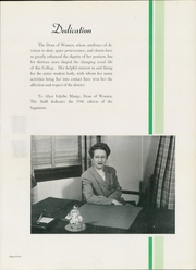 Page 9, 1946 Edition, Southeast Missouri State University - Sagamore Yearbook (Cape Girardeau, MO) online yearbook collection