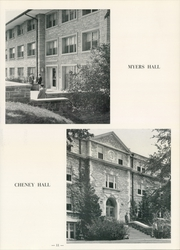 Page 15, 1952 Edition, Southeast Missouri State University - Sagamore Yearbook (Cape Girardeau, MO) online yearbook collection