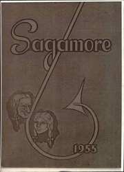 Page 1, 1955 Edition, Southeast Missouri State University - Sagamore Yearbook (Cape Girardeau, MO) online yearbook collection