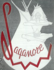 Page 1, 1957 Edition, Southeast Missouri State University - Sagamore Yearbook (Cape Girardeau, MO) online yearbook collection