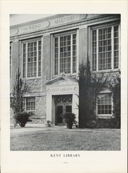 Page 12, 1957 Edition, Southeast Missouri State University - Sagamore Yearbook (Cape Girardeau, MO) online yearbook collection