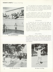 Page 152, 1960 Edition, Southeast Missouri State University - Sagamore Yearbook (Cape Girardeau, MO) online yearbook collection