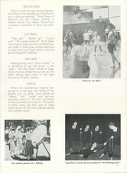 Page 153, 1960 Edition, Southeast Missouri State University - Sagamore Yearbook (Cape Girardeau, MO) online yearbook collection