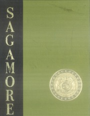 1969 Edition, Southeast Missouri State University - Sagamore Yearbook (Cape Girardeau, MO)