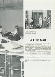 Page 15, 1986 Edition, Southeast Missouri State University - Sagamore Yearbook (Cape Girardeau, MO) online yearbook collection