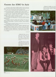 Page 16, 1986 Edition, Southeast Missouri State University - Sagamore Yearbook (Cape Girardeau, MO) online yearbook collection