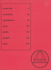 Page 3, 1986 Edition, Southeast Missouri State University - Sagamore Yearbook (Cape Girardeau, MO) online yearbook collection